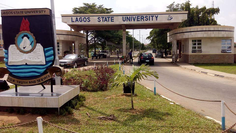 Courses Offered In LASU And Their Cut Off Marks 2017/2018
