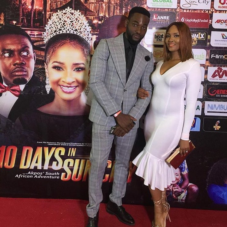 Check Out Lovely Photos From 10 Days in Sun City Movie Premiere