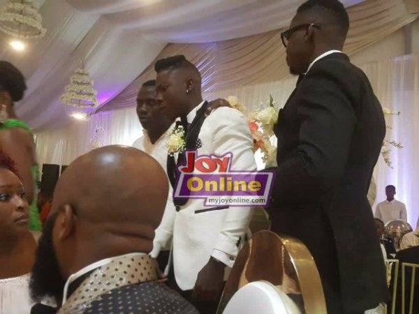 Rapper Stonebwoy Marries His Heartthrob, Dr. Louisa Ansong (Photos/ Videos)