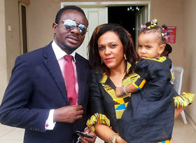 Emeka Ike Said His Ex-Wife Is Running For Her Life