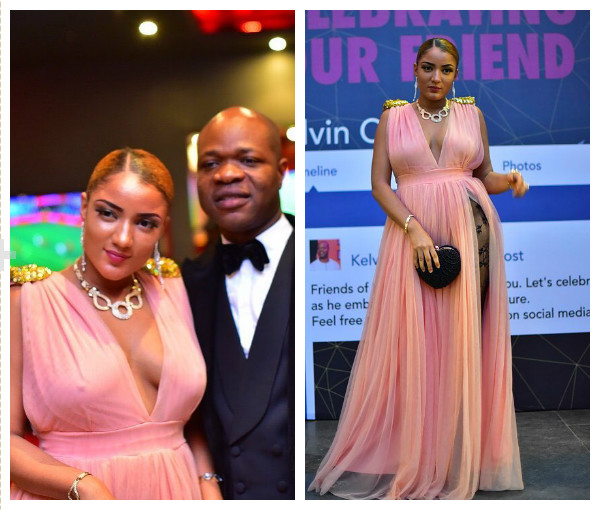 BBNaija Gifty Goes Completely Bra-less (See Photos)