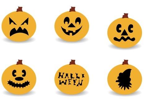 Halloweenies.de_Kürbisgesichter