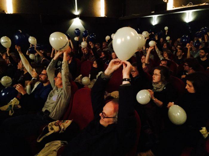 Wer ist der Liebling? Die Besucher haben das letzte Wort und küren ihren Filmliebling. Credit: Favourites Film Festival