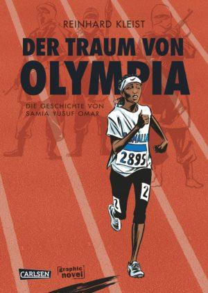 Traum von Olympia Credit Carlsen Verlag
