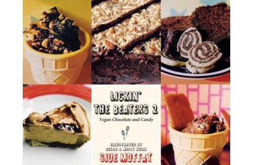 vegan cookbook: Lickin the Beaters 2