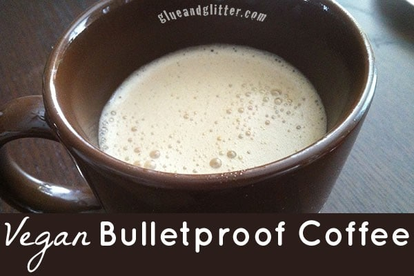 Coconut Oil in Coffee: Review + Vegan Bulletproof Coffee Recipe