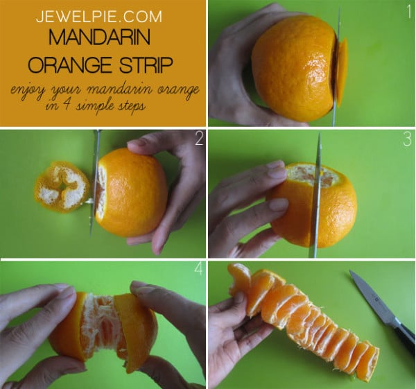 """There's not really a """"wrong"""" way when it comes to eating fruit, but there are some more fun ways to eat an orange or an apple!"""