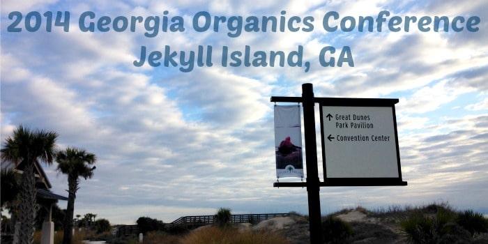 2014 Georgia Organics Conference