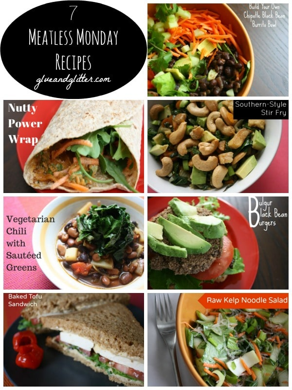 7 Meatless Monday Recipes and More to Come