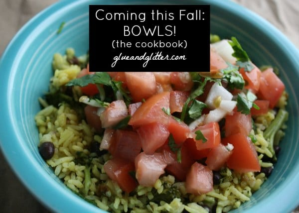 Cookbook Update: My Heart Grew Three Sizes