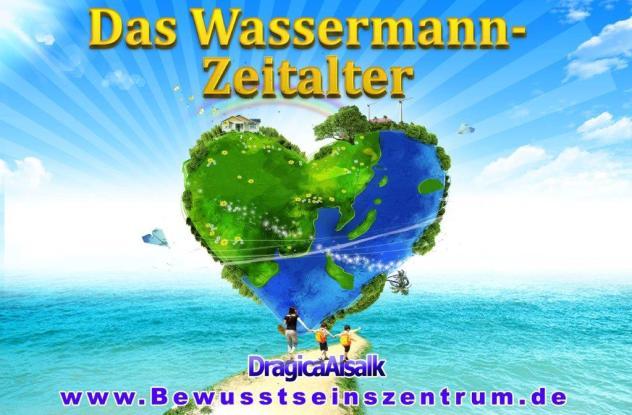 Wassermannzeitalter-Herz