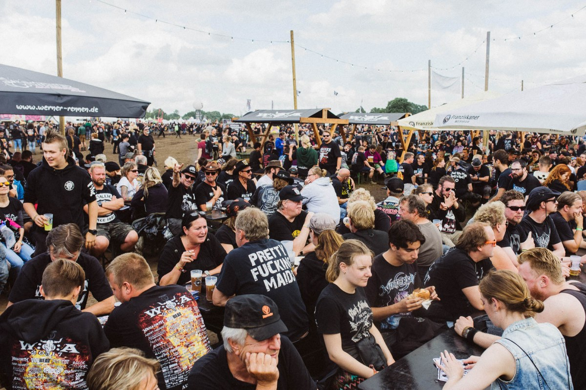 Wacken, Heavy Metal, Festival, 2017, Open Air