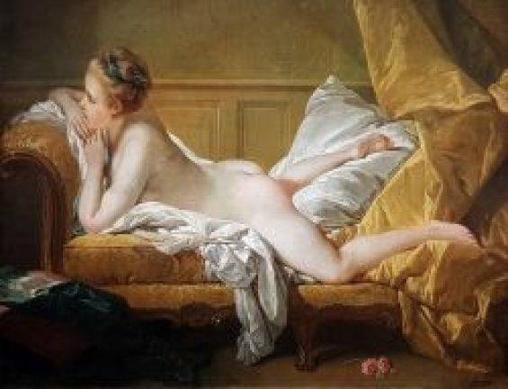 Boudoir-Fotografie, Boudoir-Malerei, François Boucher - anagoria, Gemeinfrei, https://commons.wikimedia.org/w/index.php?curid=59824538 Boudoir