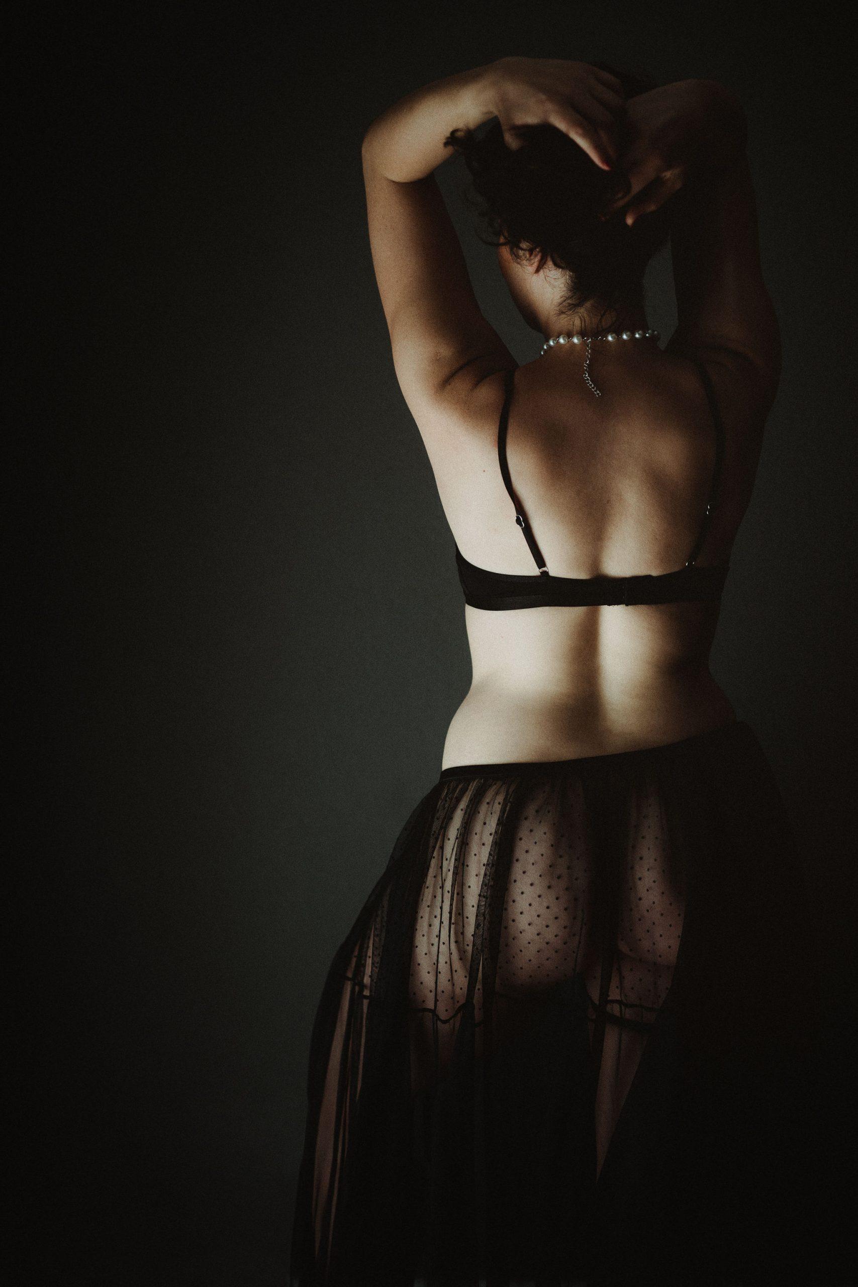 Erotitsches Fotoshooting