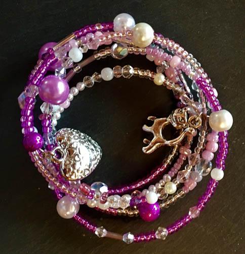 Prinzessinnenarmband