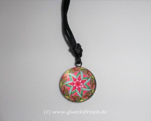 Mandala, Blume, Band