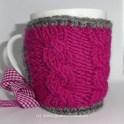 Tassenwärmer pink (3)