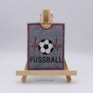 Impfpasshülle Fußball