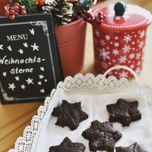 Foto Weihnachtssterne