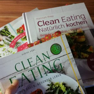 Cover von Kochbüchern