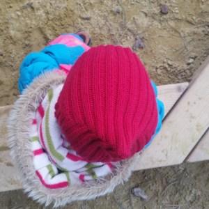 Foto Kind am Spielplatz