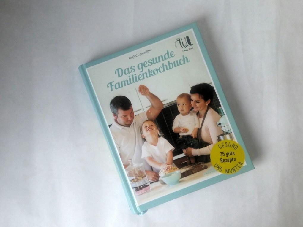 Foto vom Buchcover Das gesunde Familienkochbuch