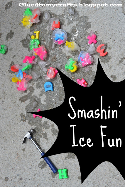 Smashin' Ice Fun-Muffin Cup Ice Cubes
