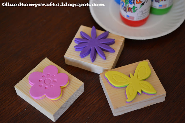 Craft Foam For Stamp Backing