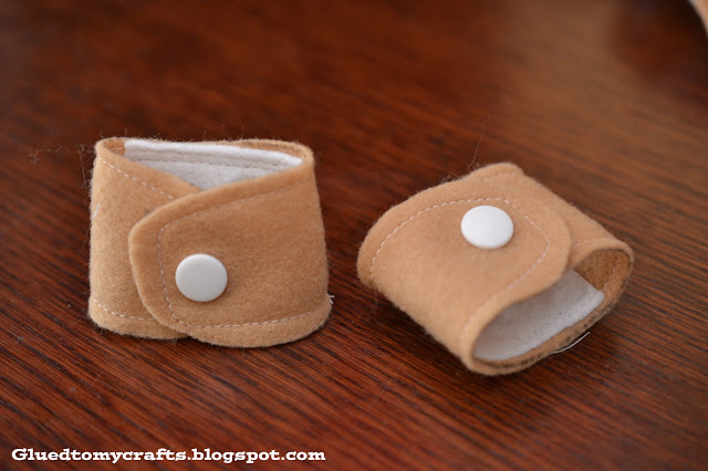 Feel Better - Felt Band-Aids {Craft}