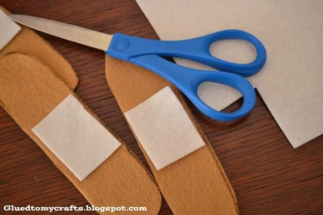 Feel Better - Felt Band-Aids {Craft}