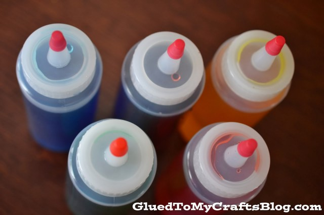 Snow Paint {Family Activity Craft}