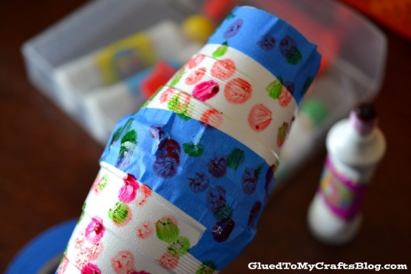 New Year's Eve Noisemaker {Kid Craft}