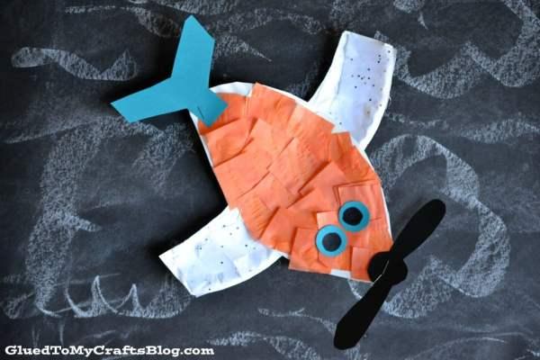 Disney Planes Dusty {Kid Craft} #PlanesToTheRescue