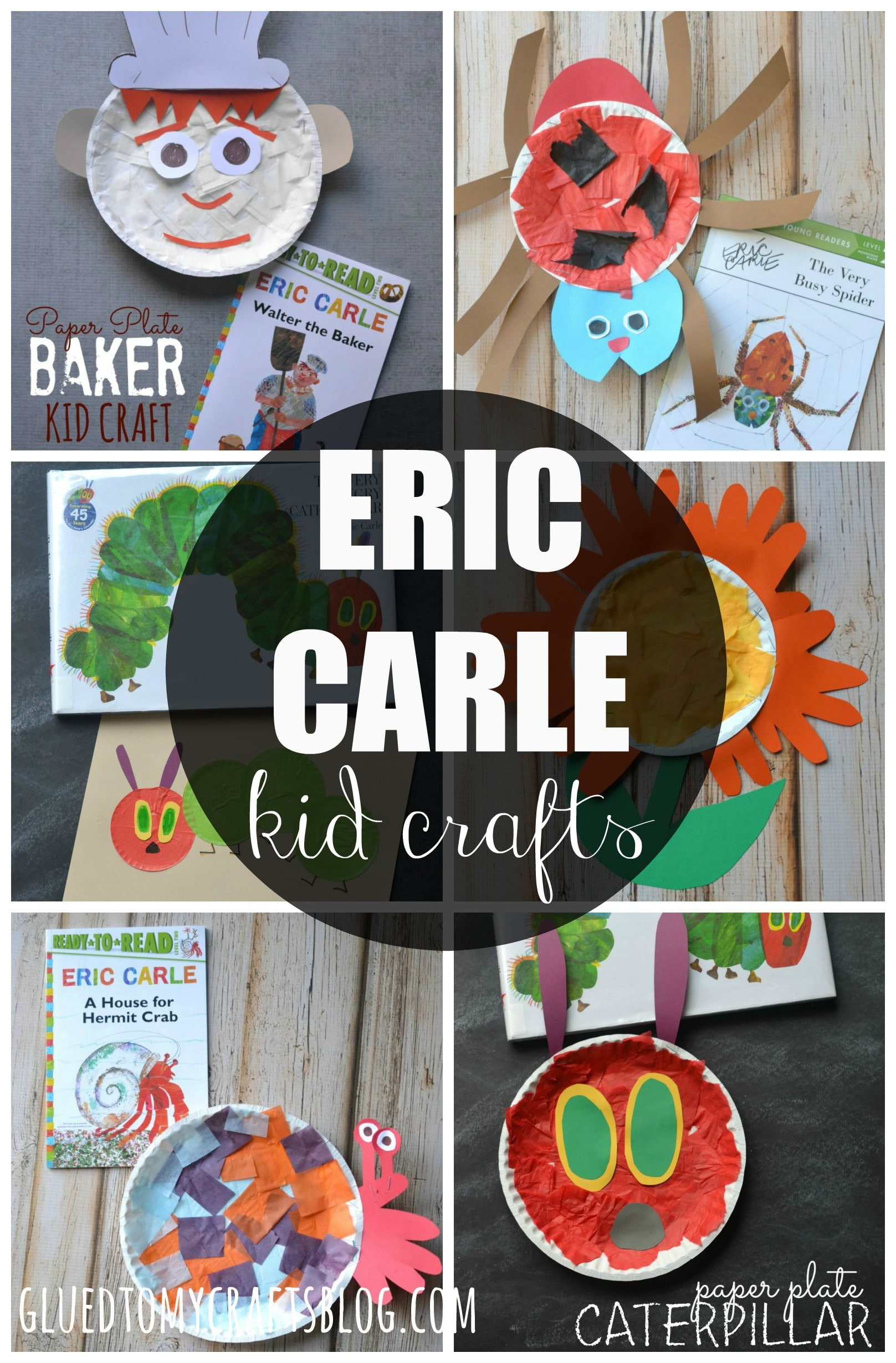 Awesome Eric Carle Kid Craft Roundup For A Good Story Time