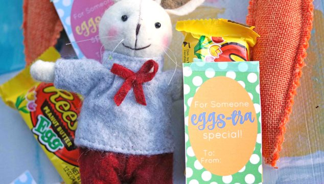 EGG-STRA Special – Gift Tag Printable