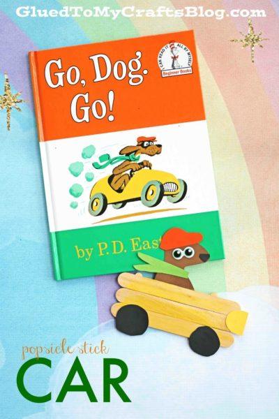 Go Dog Go! Kid Craft