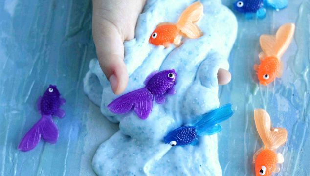 DIY Fish Slime – Kid-Friendly Recipe