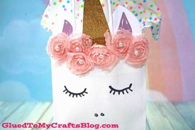 Easy Peasy Unicorn Gift Bag