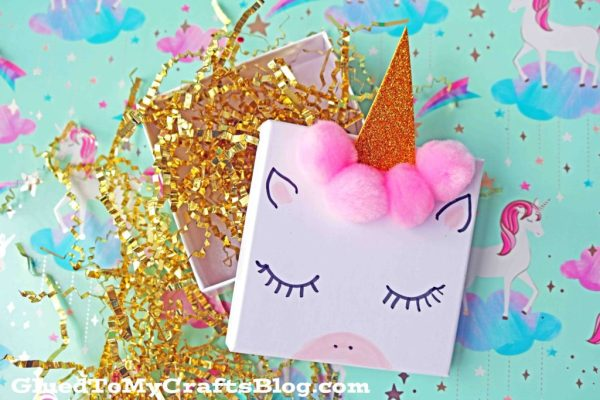 Jewelry Gift Boxes Turned Magical Unicorns