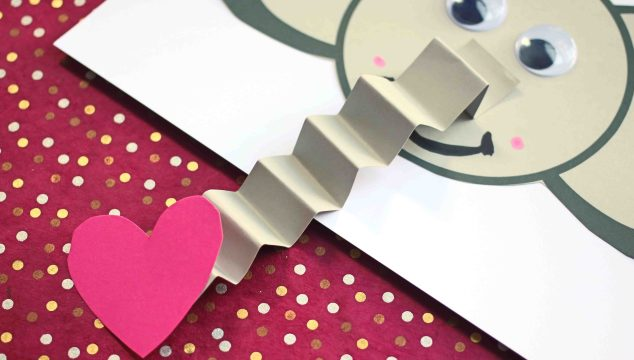 Paper Elephant Craft For Kids