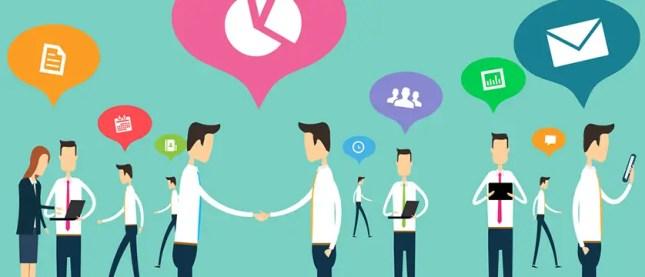 relacionamento com funcionários