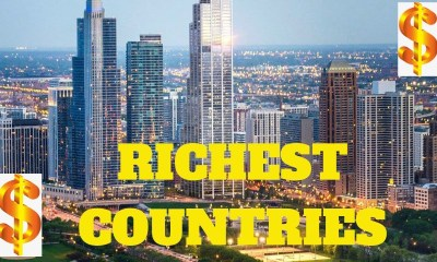 Richest countries in Africa