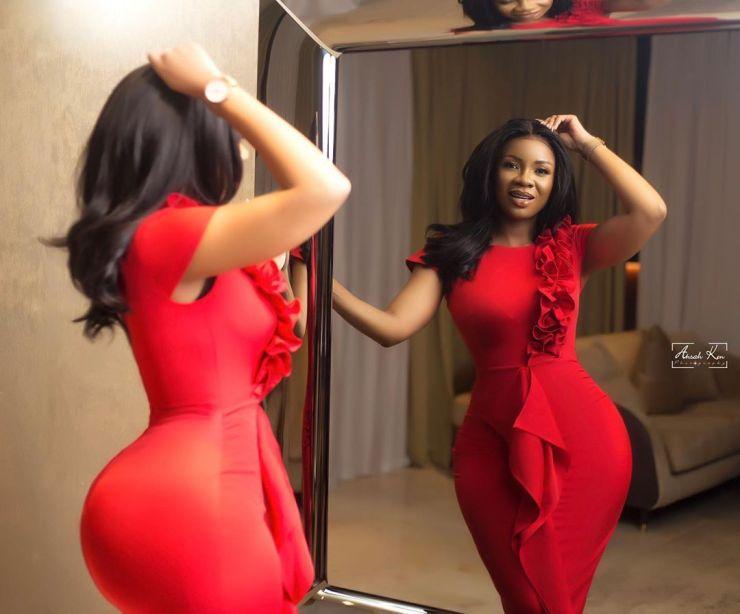 hottest celebrities in Ghana