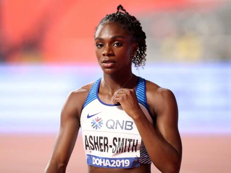 Dina Asher-Smith net worth