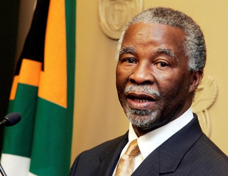 Thabo Mbeki net worth