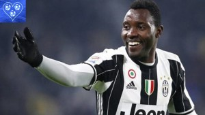 Kwadwo Asamoah net worth makes him one of the richest footballers in Ghana