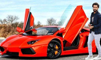 Mohamed Salah car collection
