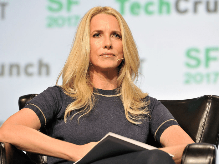 Laurene Powell Jobs is one of the top 10 richest females in America