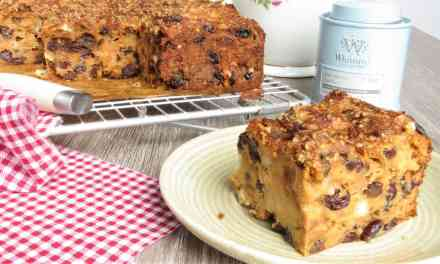 Bread Pudding | gluten free and dairy free