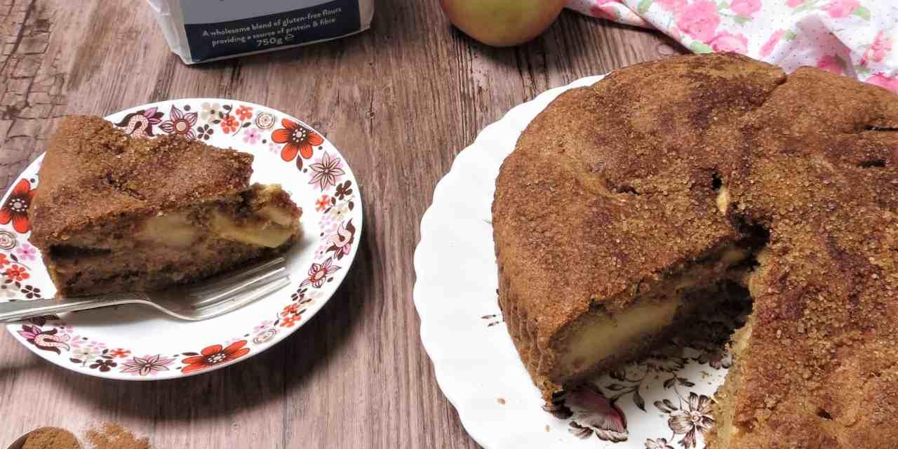 Irresistible Free From Apple & Cinnamon Cake